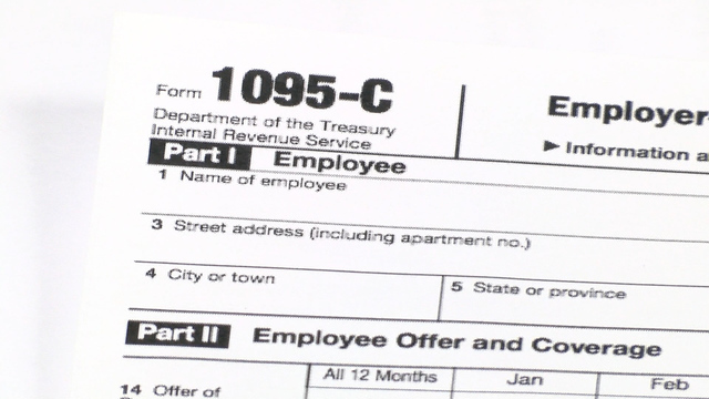 What Is A 1095 Tax Form How Will It Be An Important Part Of Your