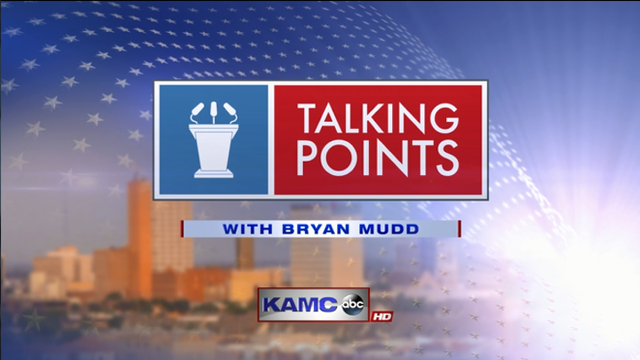 Talking Points with Bryan Mudd (2/18/18)