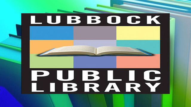 Schedule of upcoming events at the Lubbock Public Library, June 3-9