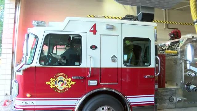 A Closer Look At The Daily Life of a Lubbock Firefighter