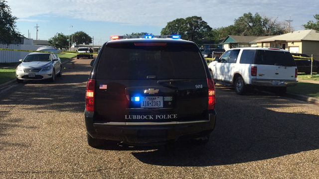 Police Called to Early Morning Homicide in Central Lubbock