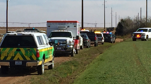 Updated, Suspect in Custody: Vehicle Chase with Shots Fired Ends in NE Lubbock County