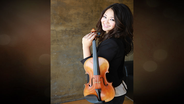 LSO Presents Violin Virtuosity With Guest Violinist Simone Porter