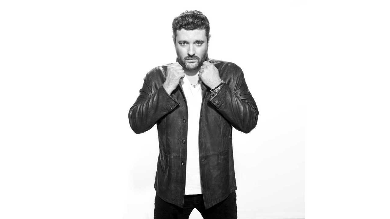 Chris Young Coming To Lubbock In Fall 2018
