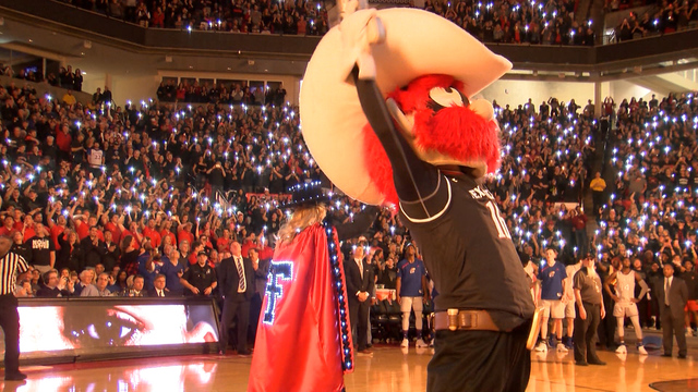 Texas Tech to Play Stephen F. Austin in Dallas for the First Round of March Madness