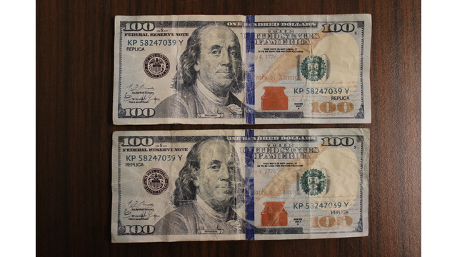 Littlefield Police Warn About Counterfeit Bills Show Signs To Spot Fake Money