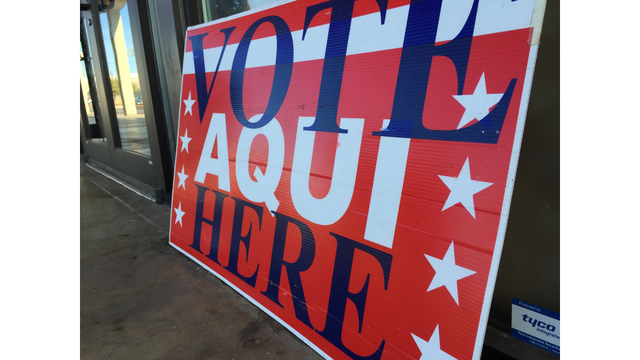 March 6 Primaries, Voting Locations in Lubbock County