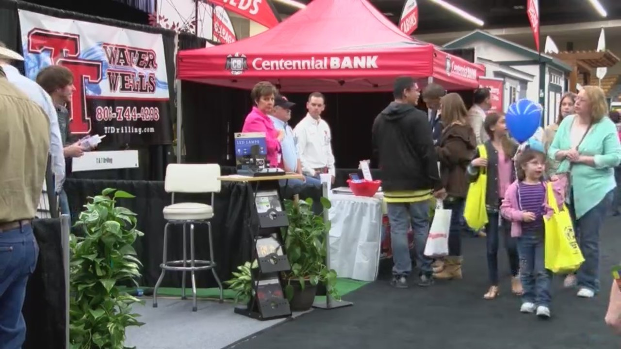 West Texas Home Builders Ociation Hosts Annual And Garden Show This Weekend