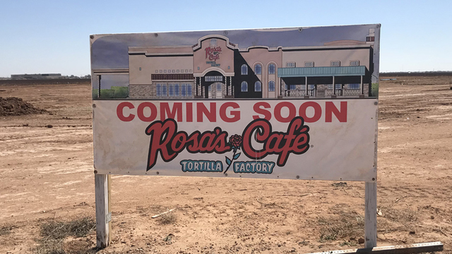 New Rosa's and Thirsty Dilla Coming to Lubbock, & New Best Buy Location