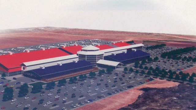 Location and other details revealed for proposed expo center