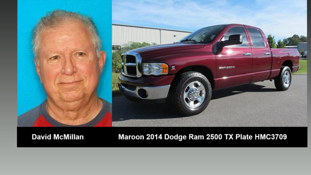 Silver Alert issued for man, age 83, from Cleveland, Texas