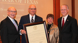 State Bar honors retired Supreme Court Justice and Texas Tech graduate Phil Johnson