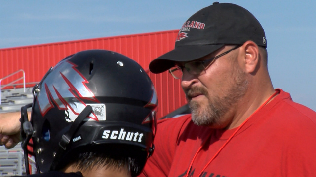 Levelland's Curtis Lowery to become Head Coach at Godley