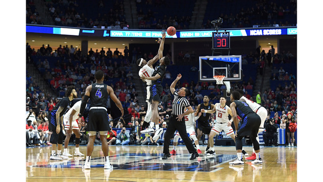 Red Raiders advance to second straight Sweet 16, beating Buffalo 78-58